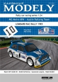 MG Metro 6R4 - Austin Rallying Team