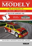 MG Metro 6R4 - 33 Export Team