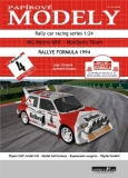 MG Metro 6R4 - Marlboro Team