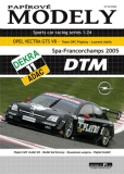 Opel Vectra GTS V8 - Spa-Francorchamps 2005 - Playboy