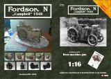 "Fordson N ""Campbell"" 1940"